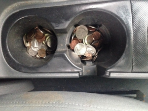 remove change before you sell your junk car for top dollar